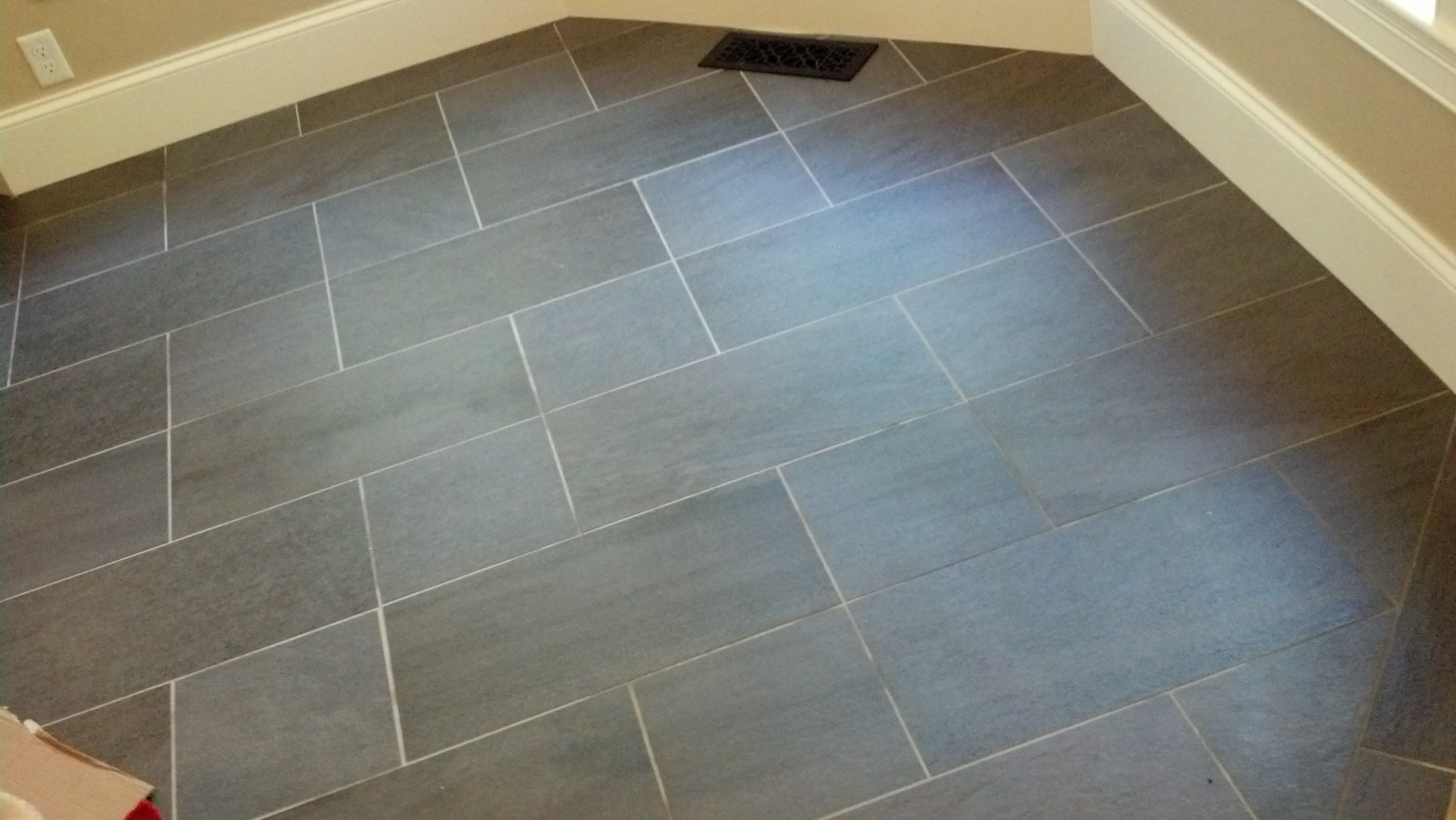Living Space Examples - Tile Installation MA Service